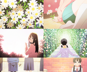 anime and tamako market image