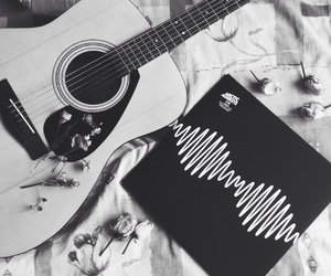 acoustic, am, and bw image