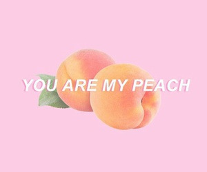 peach, tumblr, and pink image