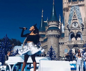 ariana grande, ariana, and disney image