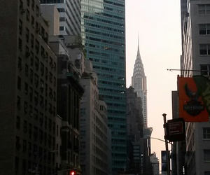beauty, chrysler building, and new york image