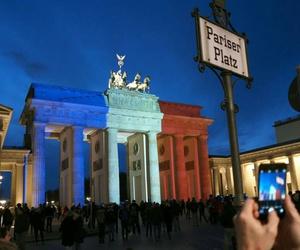 berlin, humanity, and prayforparis image