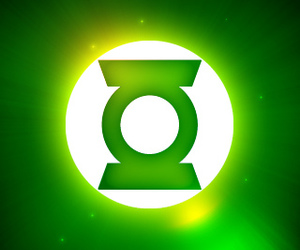 green, hero, and green lantern image