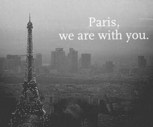 paris, france, and pray image