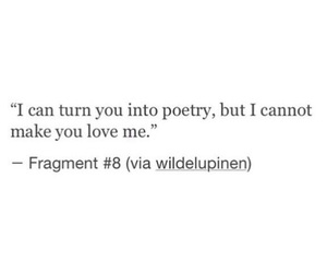 poetry, quote, and love image