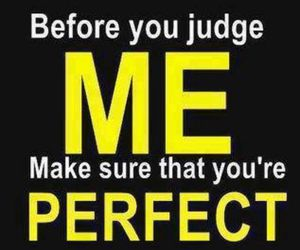 knowledge, judging, and prejudging image