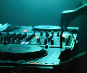dj, music, and cdj image