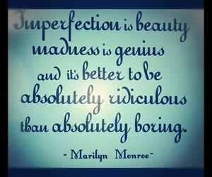 fun, Marilyn Monroe, and quote image
