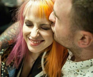 hayley williams, paramore, and chad gilbert image