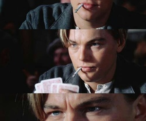 leonardo dicaprio, titanic, and Hot image