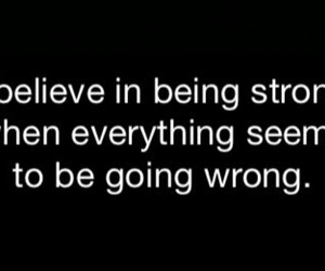 being, strong, and going image