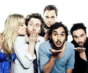 the big bang theory, tbbt, and big bang theory image