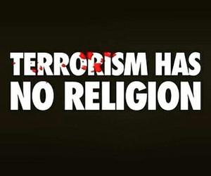 religion, terrorism, and islam image