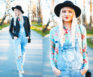 hat, lookbook, and spring image