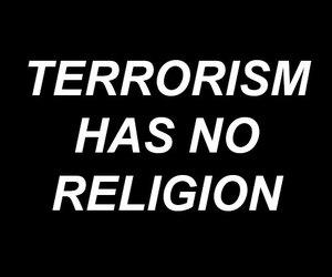 religion, paris, and terrorism image