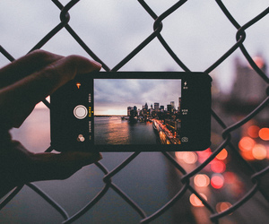 camera, city, and photography image