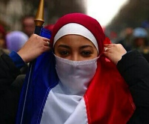 france, peace, and pray for paris image