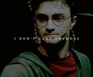 harry potter and you care image
