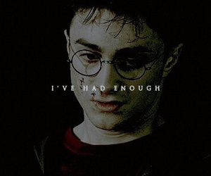 Daniel Radcliff, potter, and harry image