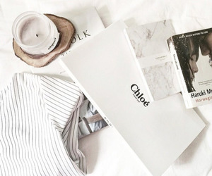 chloe, white, and candle image
