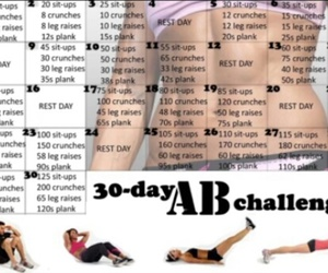 abs, fitness, and motivation image