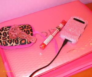 blunt, cheetah, and pink image