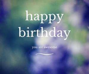 birthday, card, and b-day image