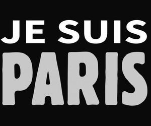 paris, prayforparis, and jesuisparis image