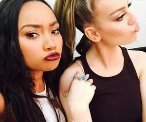 perrie edwards, little mix, and leigh anne pinnock image