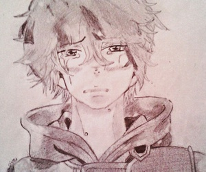 anime, love, and desenho image