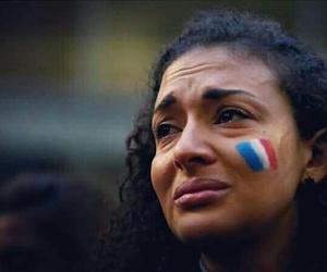 pray for paris, france, and prayforparis image