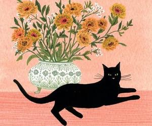 cat, art, and becca stadtlander image