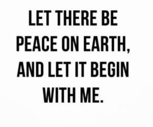 peace, quotes, and world image