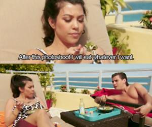 funny, kardashian, and scott image