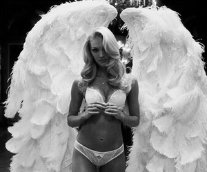 angel, Victoria's Secret, and model image