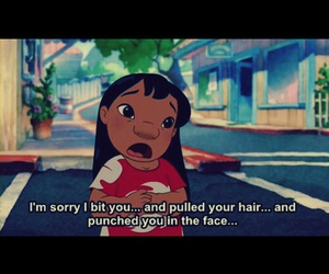 lilo, quotes, and disney image