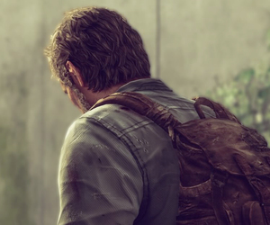 Joel, tlou, and the last of us image