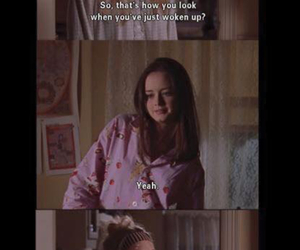 funny, alexis bledel, and gilmore girls image