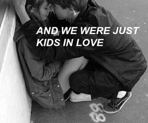 love, kids, and quote image