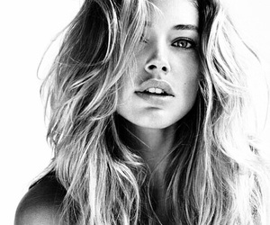 girl, model, and hair image