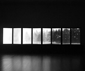 b&w, black, and weheartit image