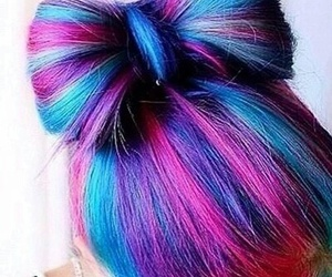 blue, pink, and goals image