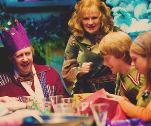 harry potter, weasley, and hp image