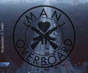 man overboard image