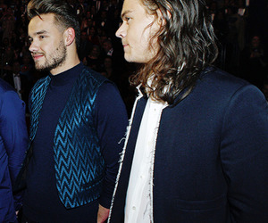 Harry Styles, liam payne, and lirry image