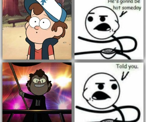 bipper and gravity falls image