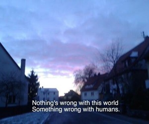 quotes, world, and humans image