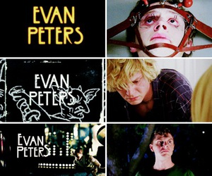 boy, tate, and evan peters image