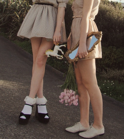 frills, girls, and littles image