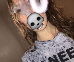 ginger, smoke, and blowing o's image